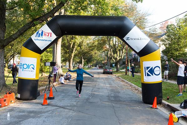 Walk | Run finish