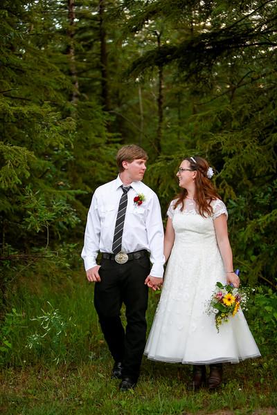 Emily and Josh
