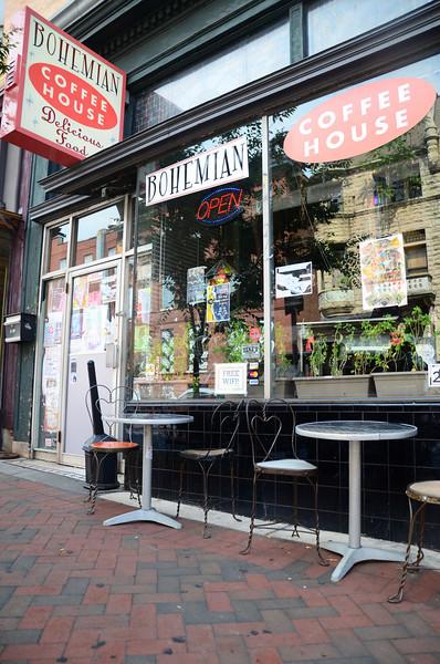 Bohemian Coffee House.