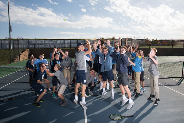Team and Group Photos - Boys Tennis