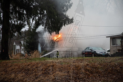 Andover, Ct 2nd alarm 12/21/18