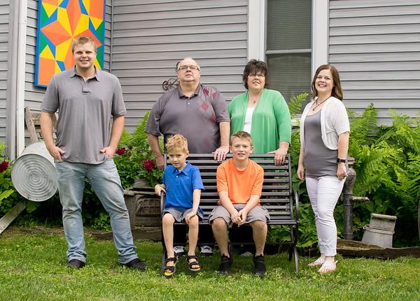 Ballwahn Family Session