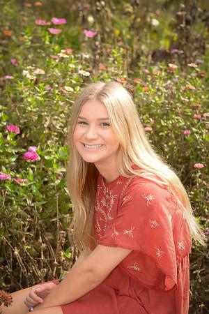 Anna Baker Senior Portraits