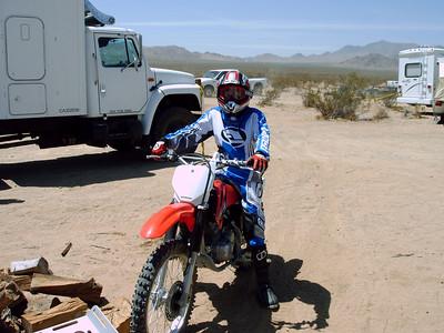 MotoKid's New Ride