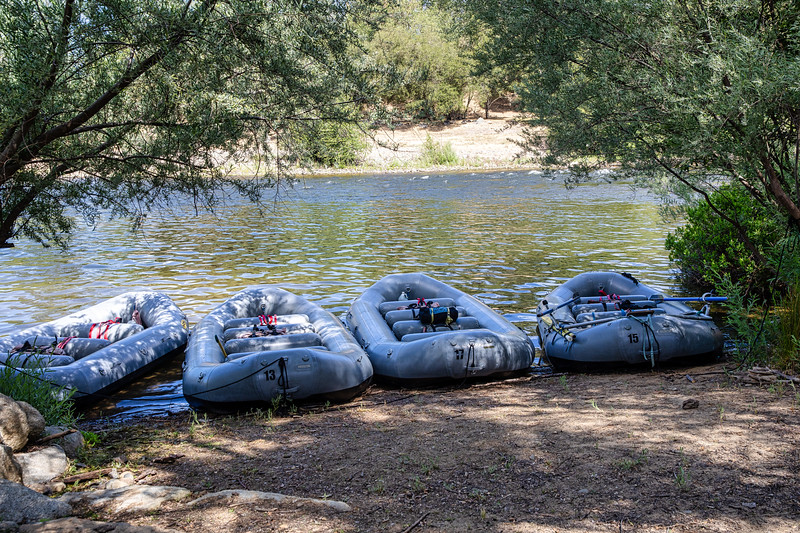All-Outdoors Whitewater Rafting