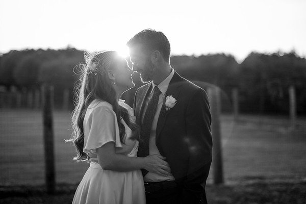 Xander and Lindsay Wedding