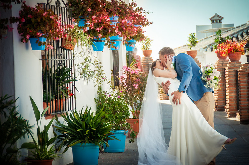 Mijas Destination Wedding, Spain