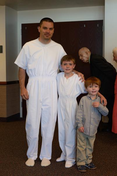 Noah Baptism