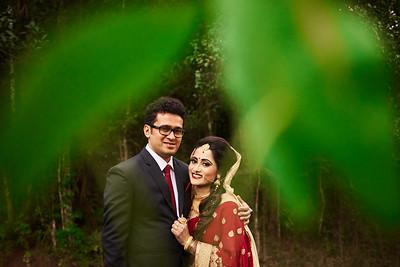 Mishan & Rakhi Reception