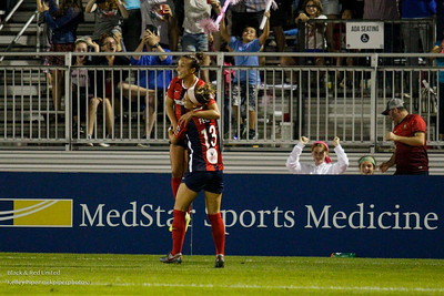 Washington Spirit v NC Courage (28 September 2019)