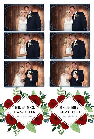 Print Images Hamilton Wedding