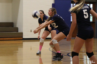 STA DPL Volleyball - STA vs St Rita (9/24/2011)