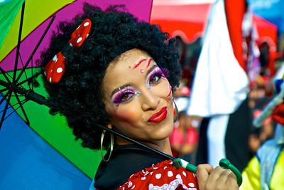 Barranquilla Carnaval 2013