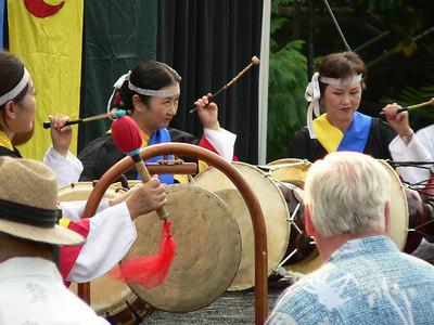 Korean Drum Group