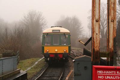 18th Feb 2006 Mid Hants and Quainton Road