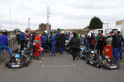 BUKC Clay Pigeon March 2006