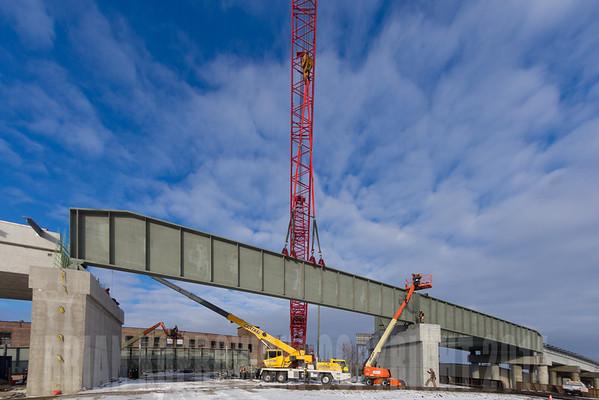 Central Crane - Metra