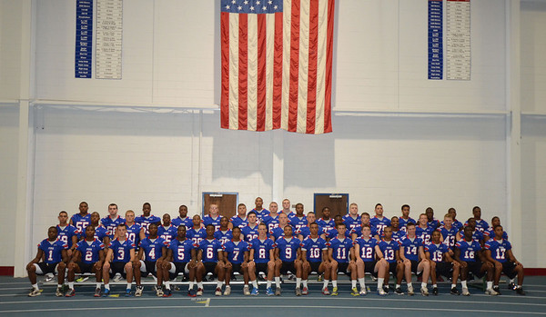 2012 PG Football Team