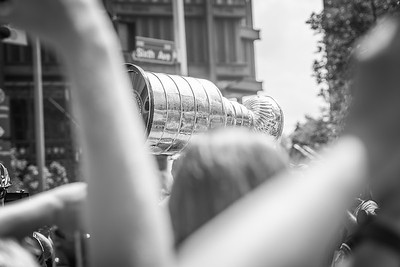 2017 STANLEY CUP PARADE