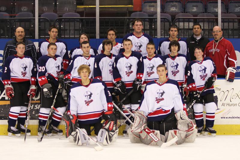 2010 Binghamton Individual & Team