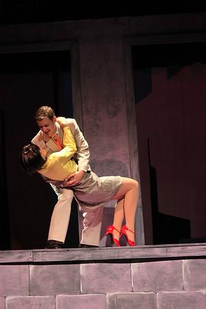 'Thoroughly Modern Millie' Production Stills