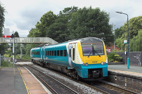 9th July 2010: Crewe to Shrewsbury