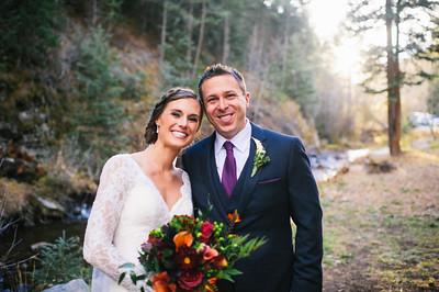 Chris and Kash's Wedding Family Photos
