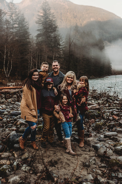Shyla + Jeremy's Family