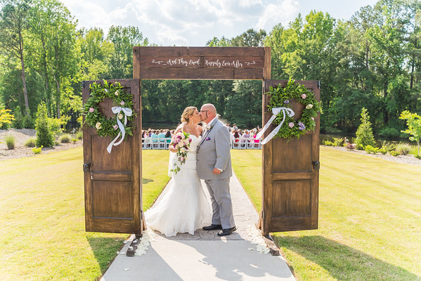 Jennifer & Jeremy :: The Farm 42 Wedding :: AO&JO Photography & Videography (Raleigh Wedding photographer)