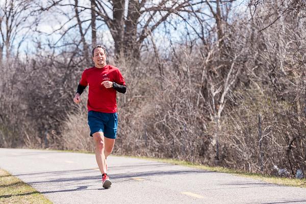 Eric Deshaies - 10 marathons, jour 10