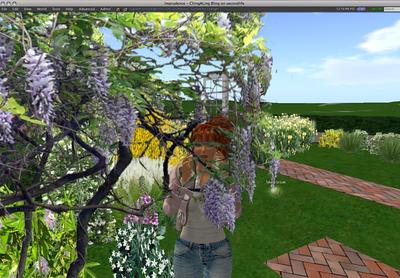 Siri Vita's SL Gardens for Change