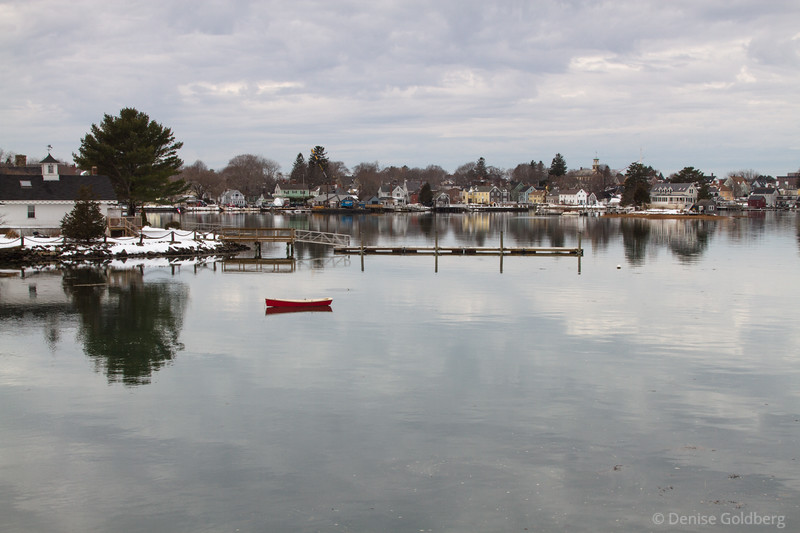 waterfront view, Portsmouth NH