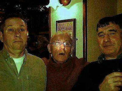 Steve ,Joe ,Hayden