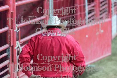 2015 Dayton FFA Rodeo - Thursday