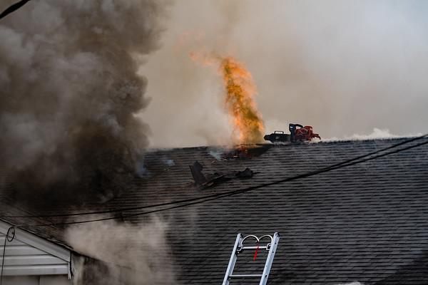 Lindenhurst VFW Fire 04SEP19