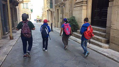 National Treasure Hunt - Zejtun Scout Group