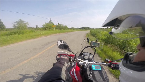 June 30, a Fundy ride