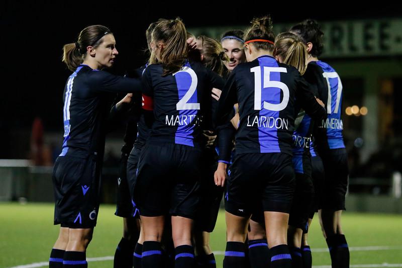 OHL Leuven vs Club Brugge Vrouwen