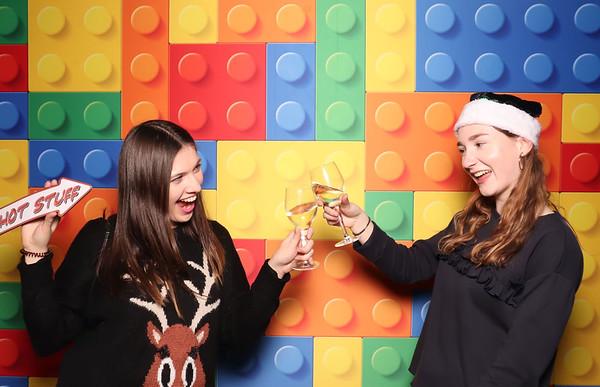 V&A Museum Christmas Party