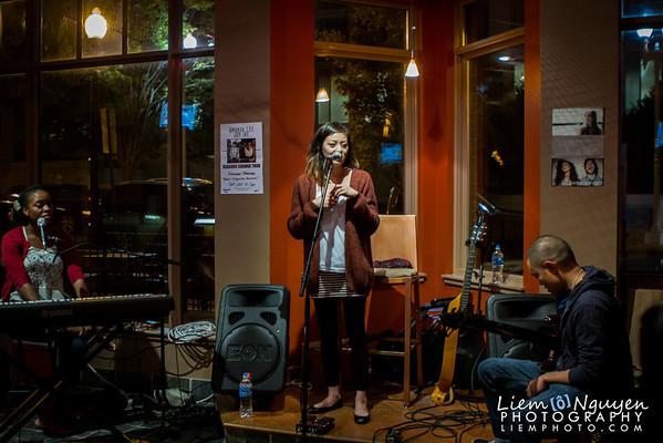2012.10.13 | Amanda Lee & Joy Ike