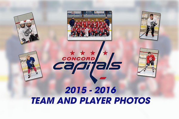 2015-2016 Concord Youth Hockey