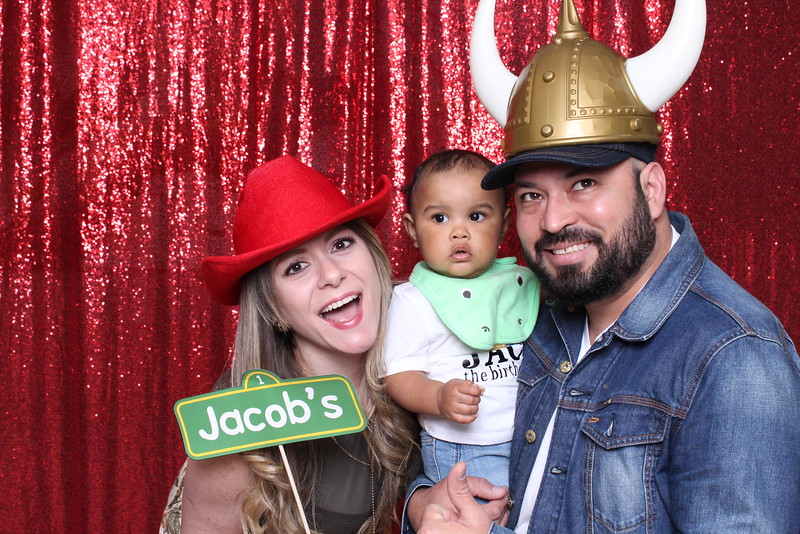Jacob's 1st Bday