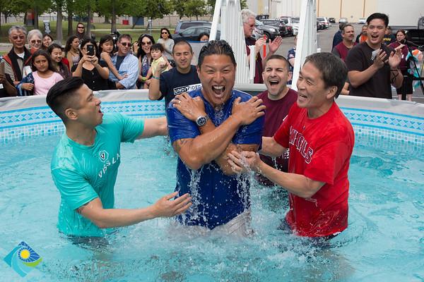 Spring Baptism  [04-15-2018]