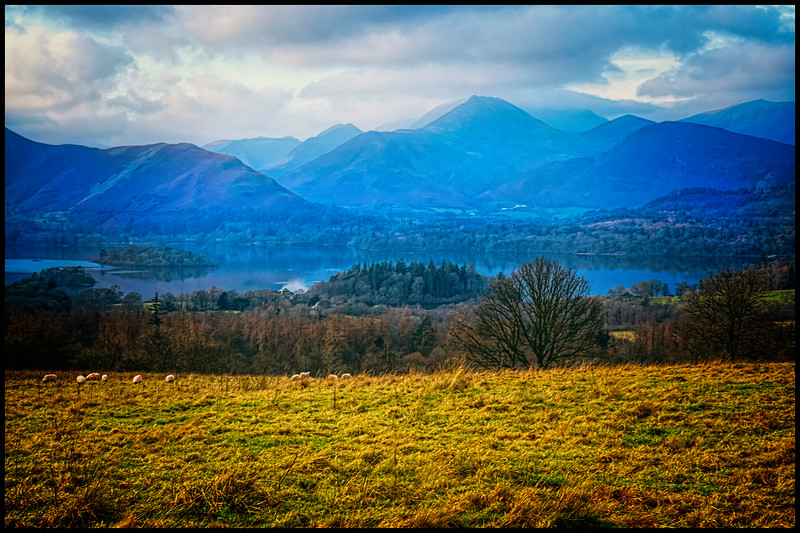 Keswick, Cumbria, New Year Break,  UK - 2020.