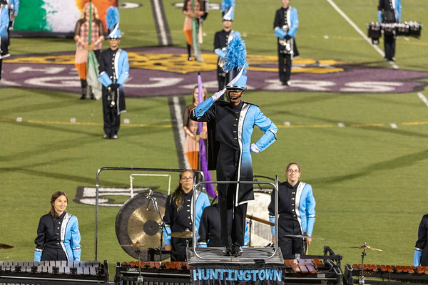 Huntingtown High School Marching Hurricanes