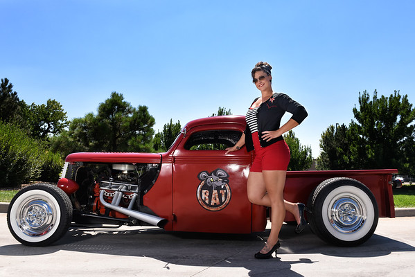 Tasty Weasel Car Show - 2016