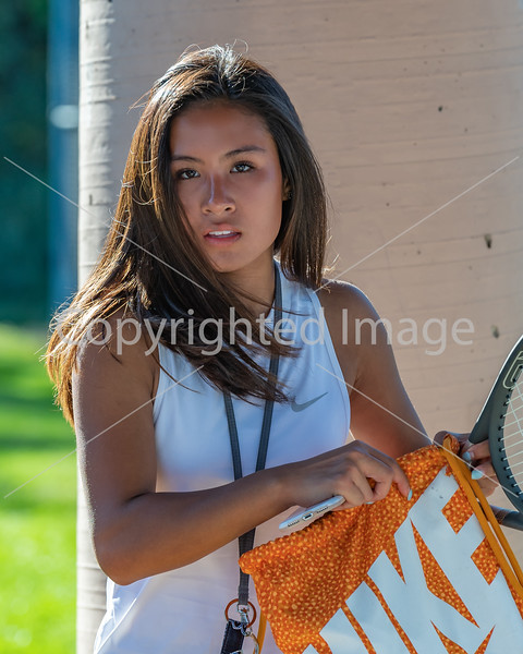 Girls' Tennis 2018-19