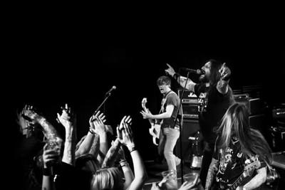 Orange Goblin, Blastfest 2015