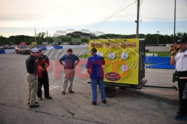 LaCrosse Speedway Races, June 4th, 2011