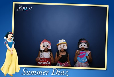 Summer Diaz | Oct. 12 2013